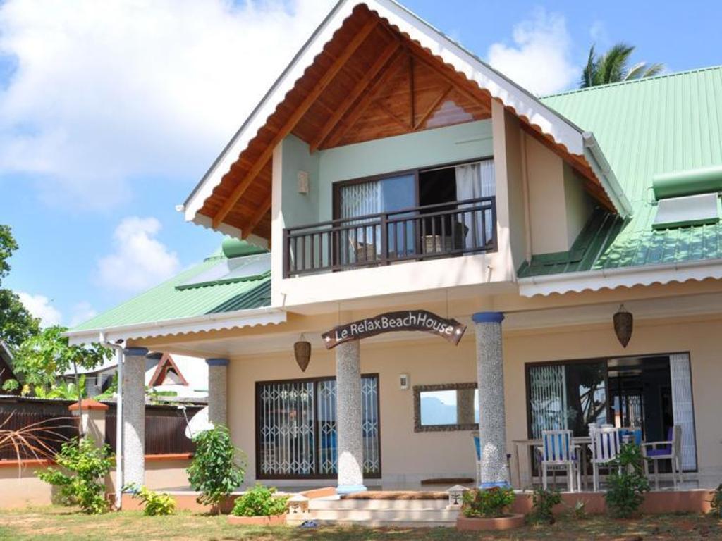 Le Relax Beach House Hotel Seychelles