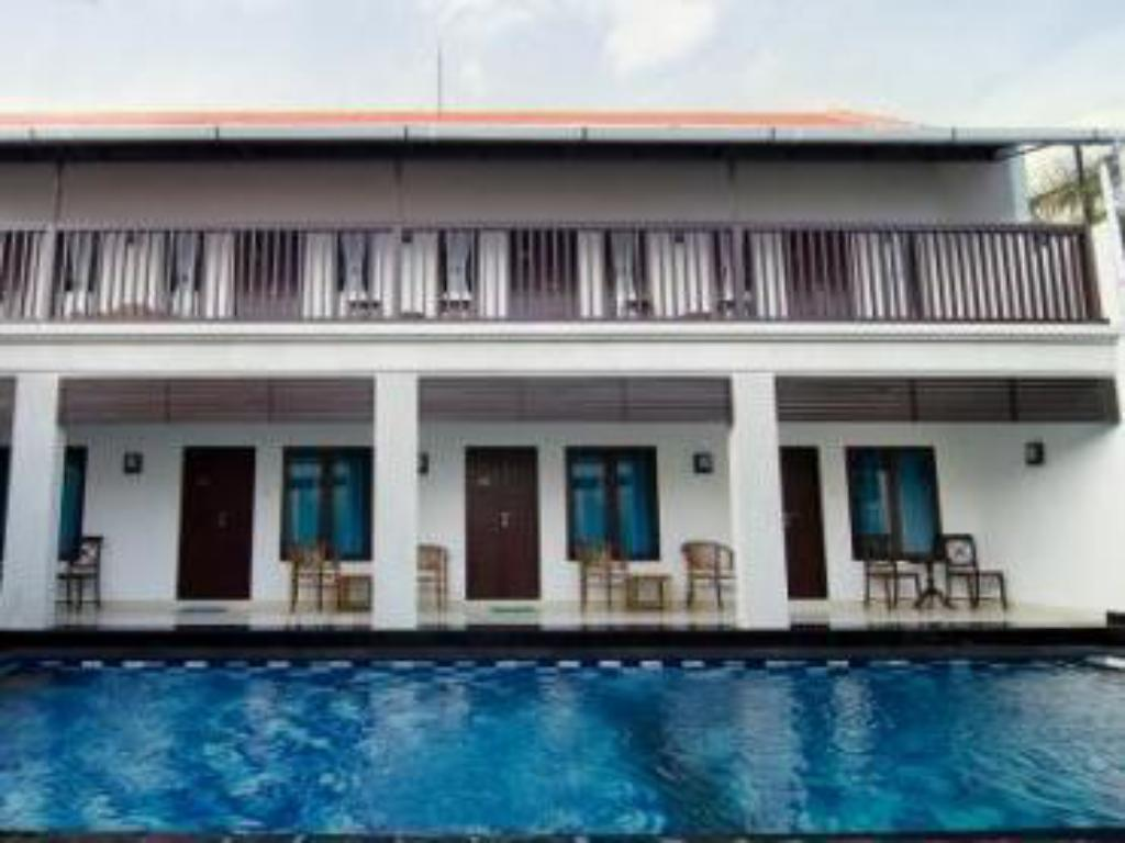 Swimming pool Sanur Guest House