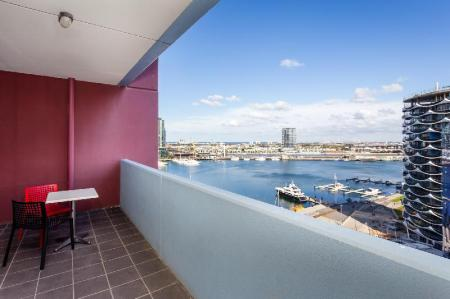 Balcony/terrace Accent Accommodation @ Docklands