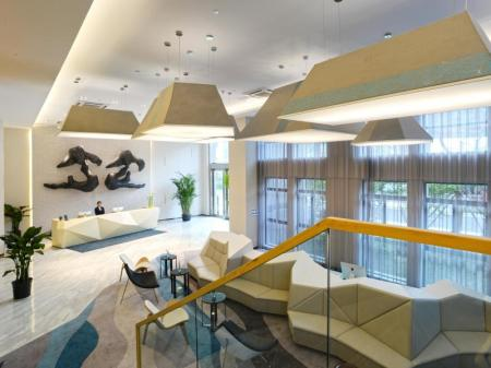 Lobby Modena by Fraser New District Wuxi
