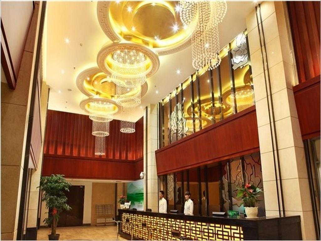 Lobby Shanshui Trend Hotel Nanjing South Station