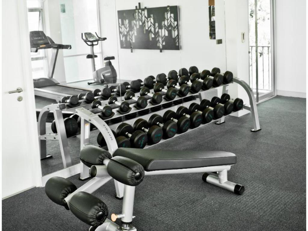 fitness centrum Baan Khun Koey A414 By Hua Hin Holiday Condo