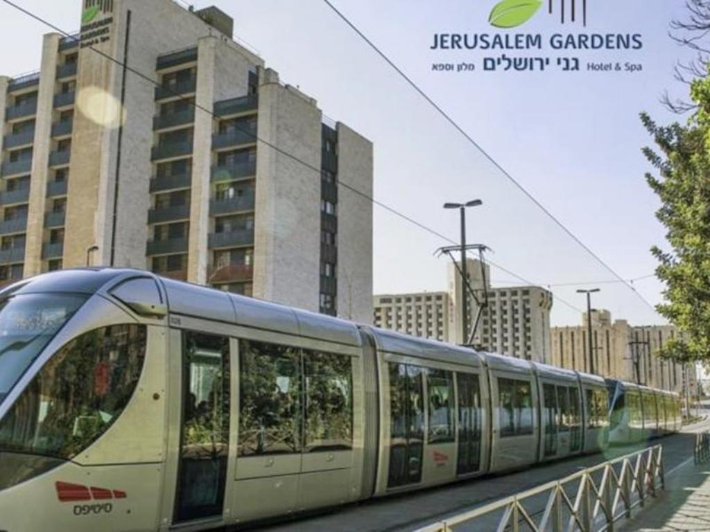 Jerusalem Gardens Hotel and Spa