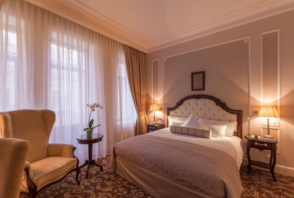Premium Double Room - Guestroom The State Hermitage Museum Official Hotel
