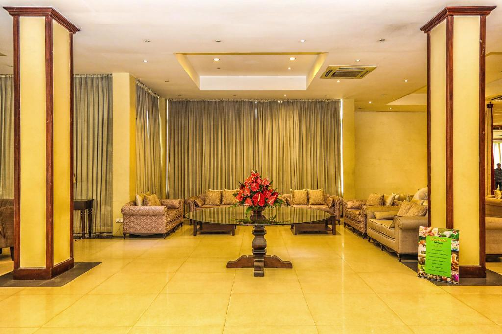 Lobby Oak Ray Regency Hotel