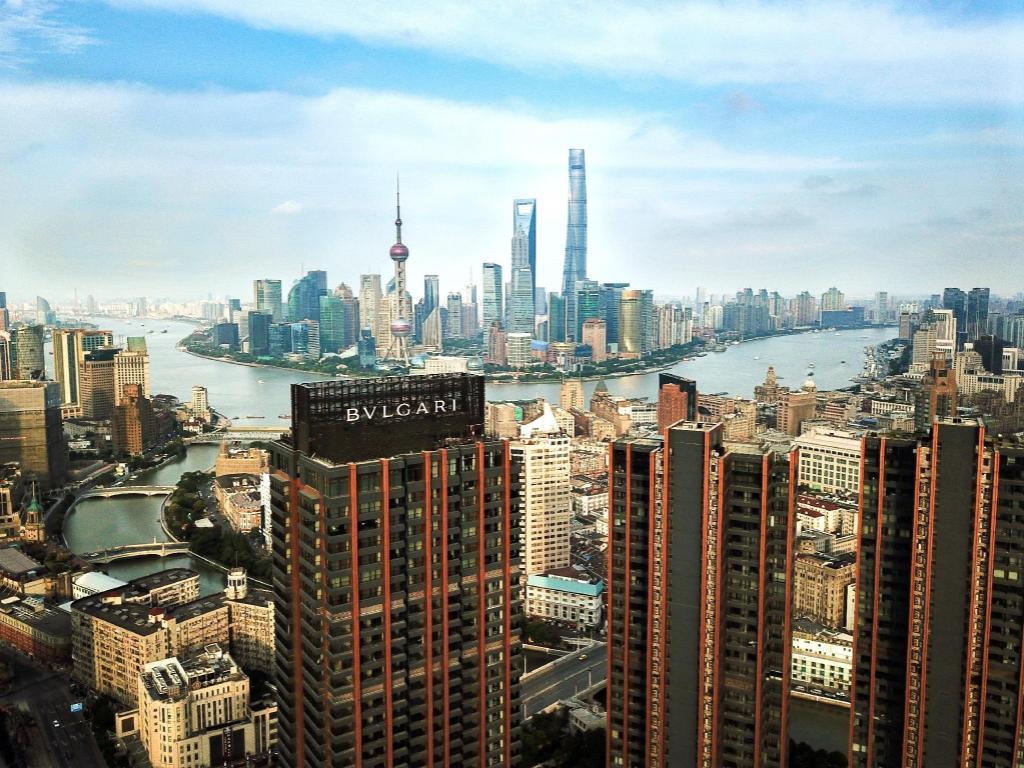 Bulgari Hotel Shanghai in China - Room Deals, Photos & Reviews