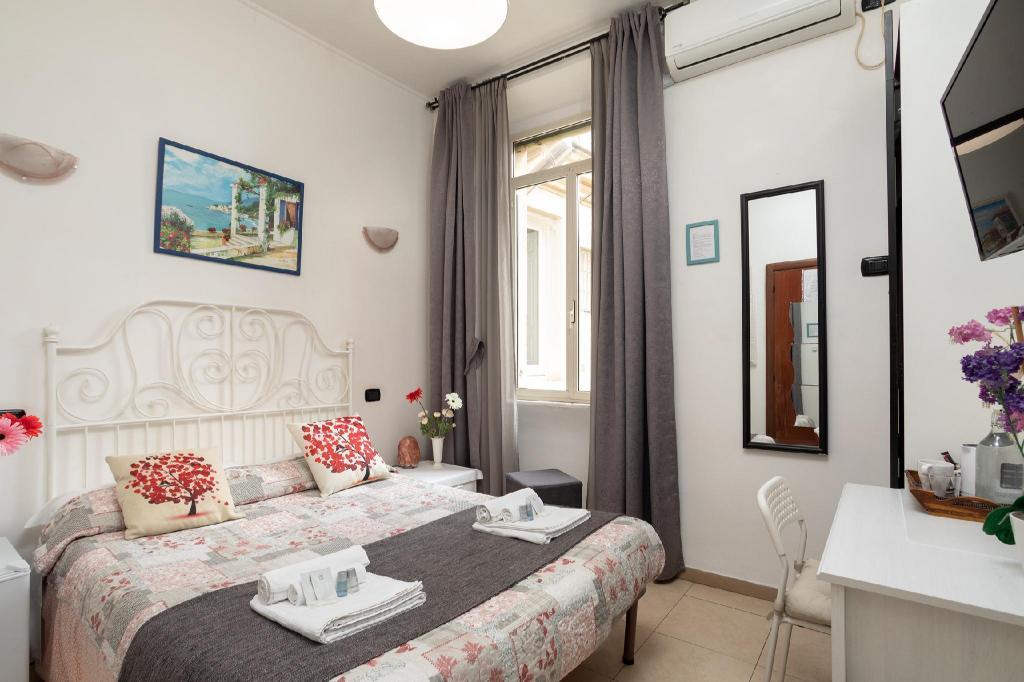 Camera Matrimoniale Per Uso Singolo.Cicero Rome Center Bed And Breakfast Roma Da 65 Offerte Agoda