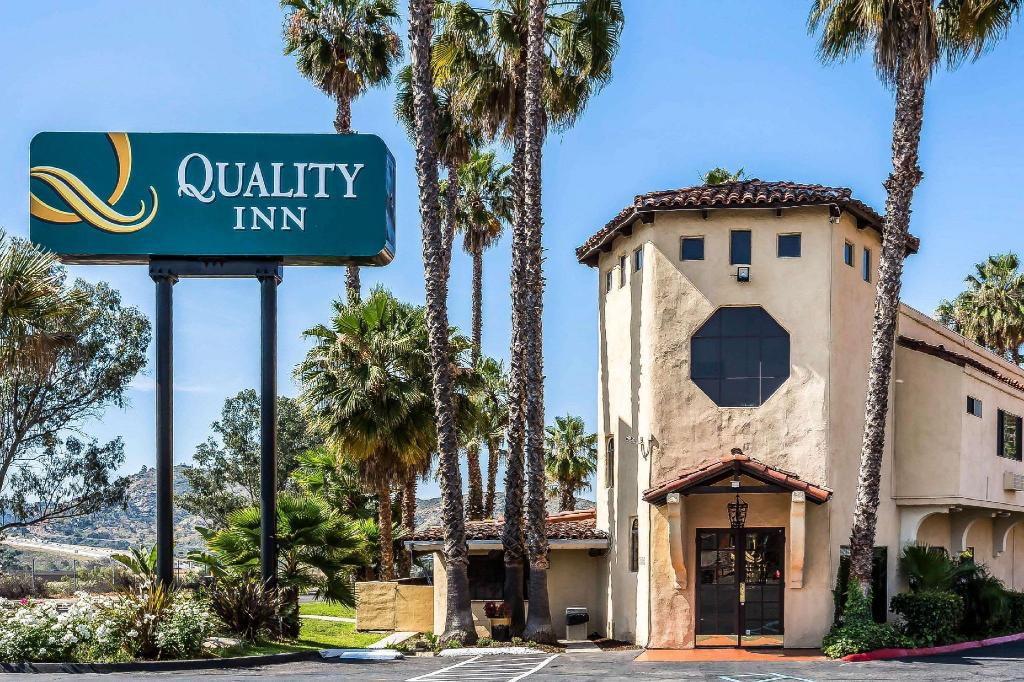 More about Quality Inn Fallbrook I-15