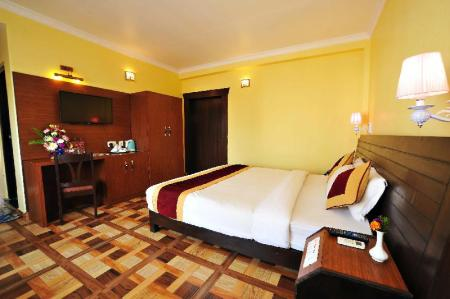 Deluxe Double Room - Bedroom Hotel Dandelion