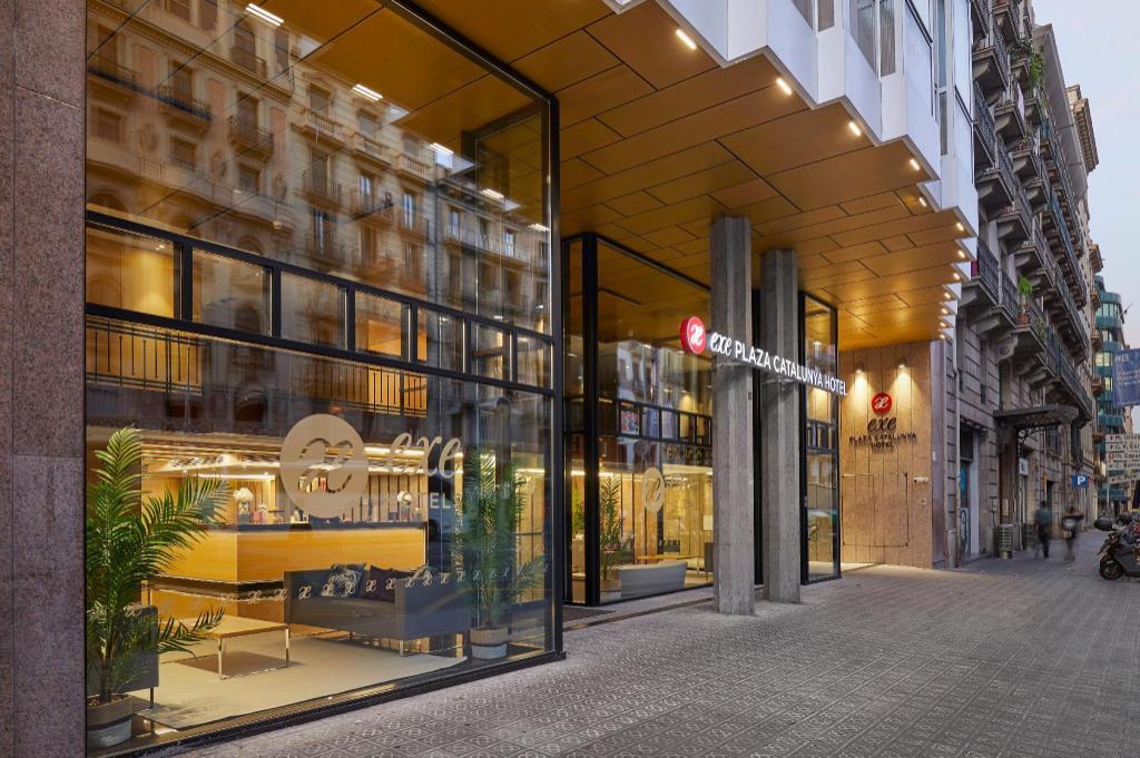 Hotel Exe Plaza Catalunya La Rambla Barcelona mulai dari Rp