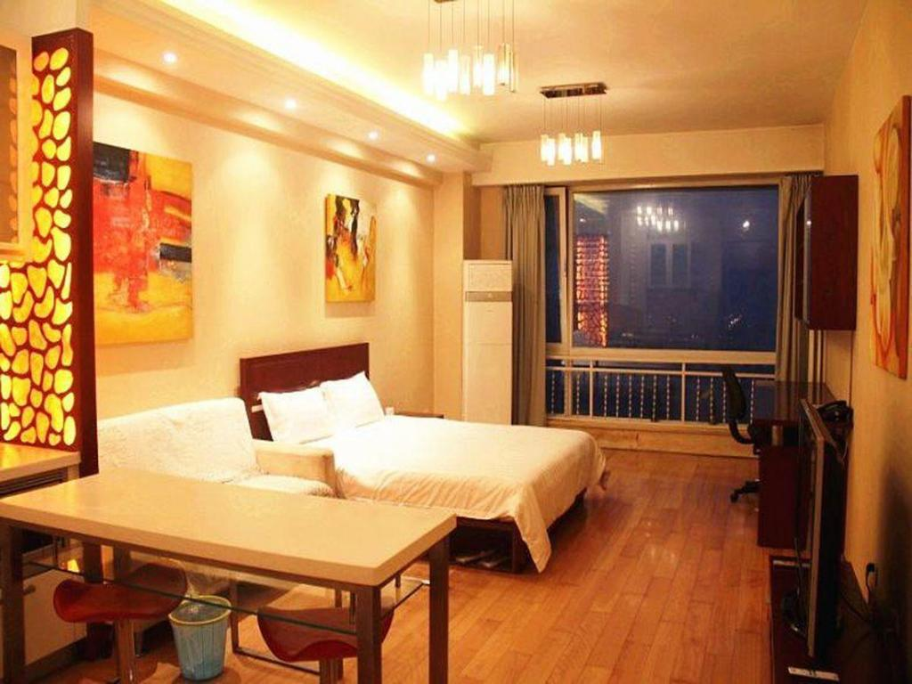 Deluxe Studio Beijing Golden Apple Apartment