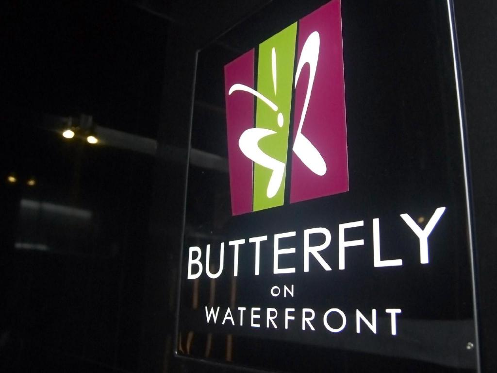 Entrance Butterfly on Waterfront Boutique Hotel Sheung Wan