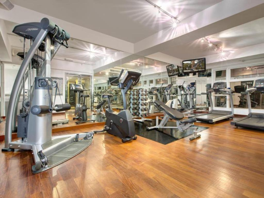 Fitness centar Shama Central Serviced Apartments