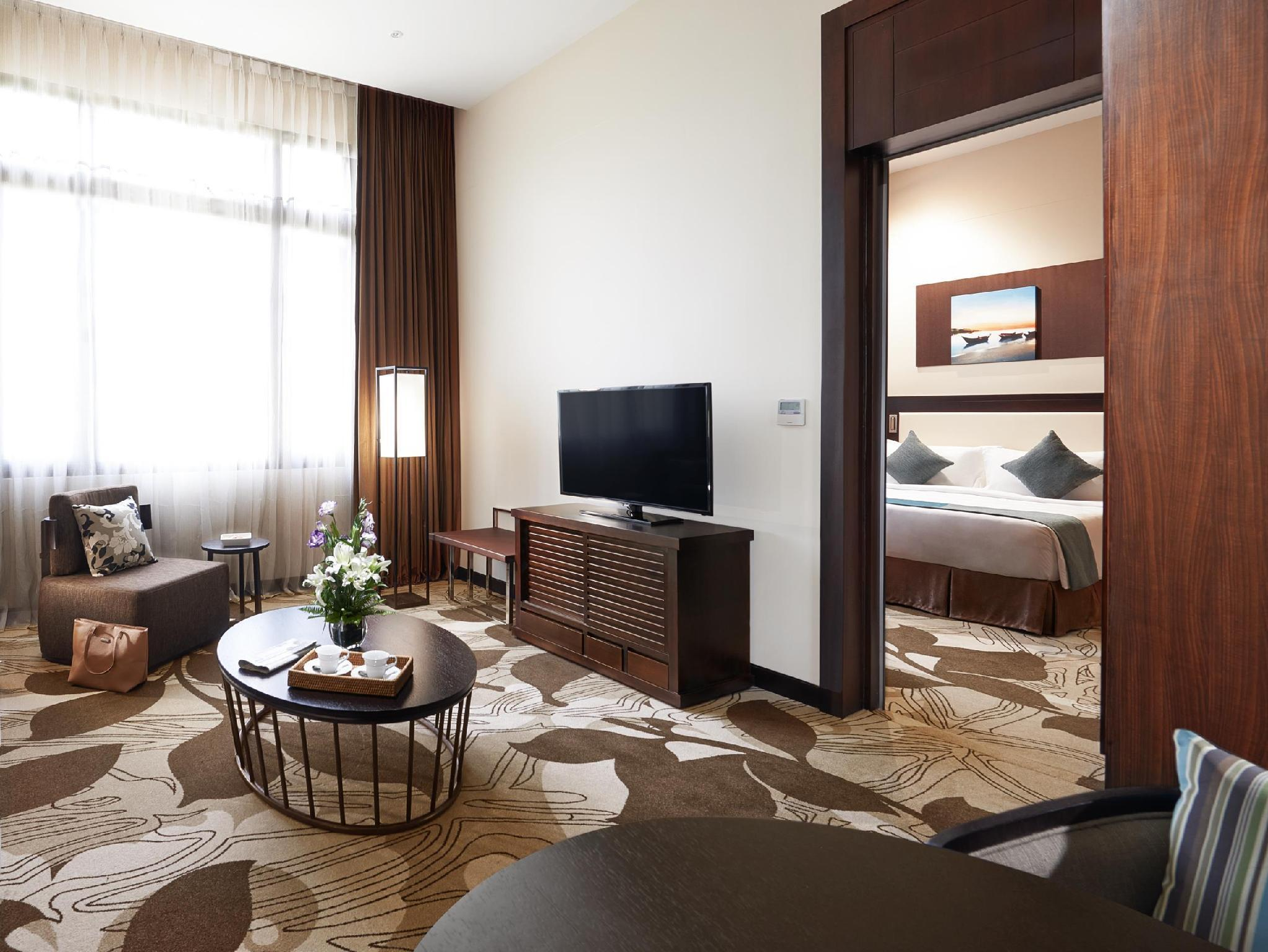 Executive Apartman Soba (Executive Suite room)