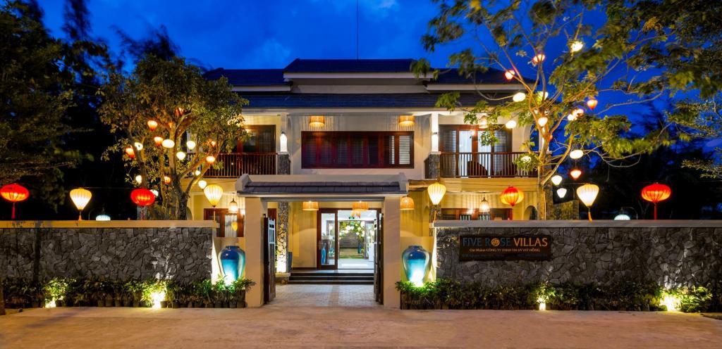 Five Rose Villas, Hoi An ab 28 € - agoda.com