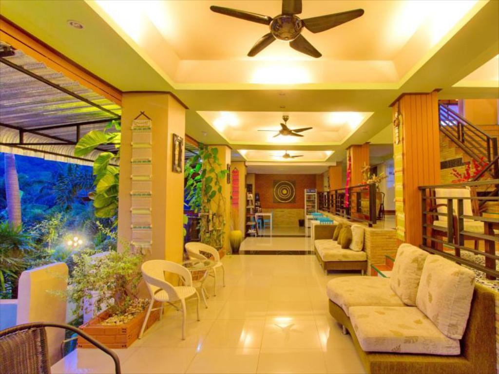 Lobby Naya Paradise Retreat Resort
