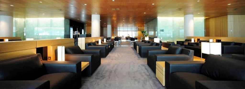 Hành lang Air Rooms Barcelona Airport by Premium Traveller