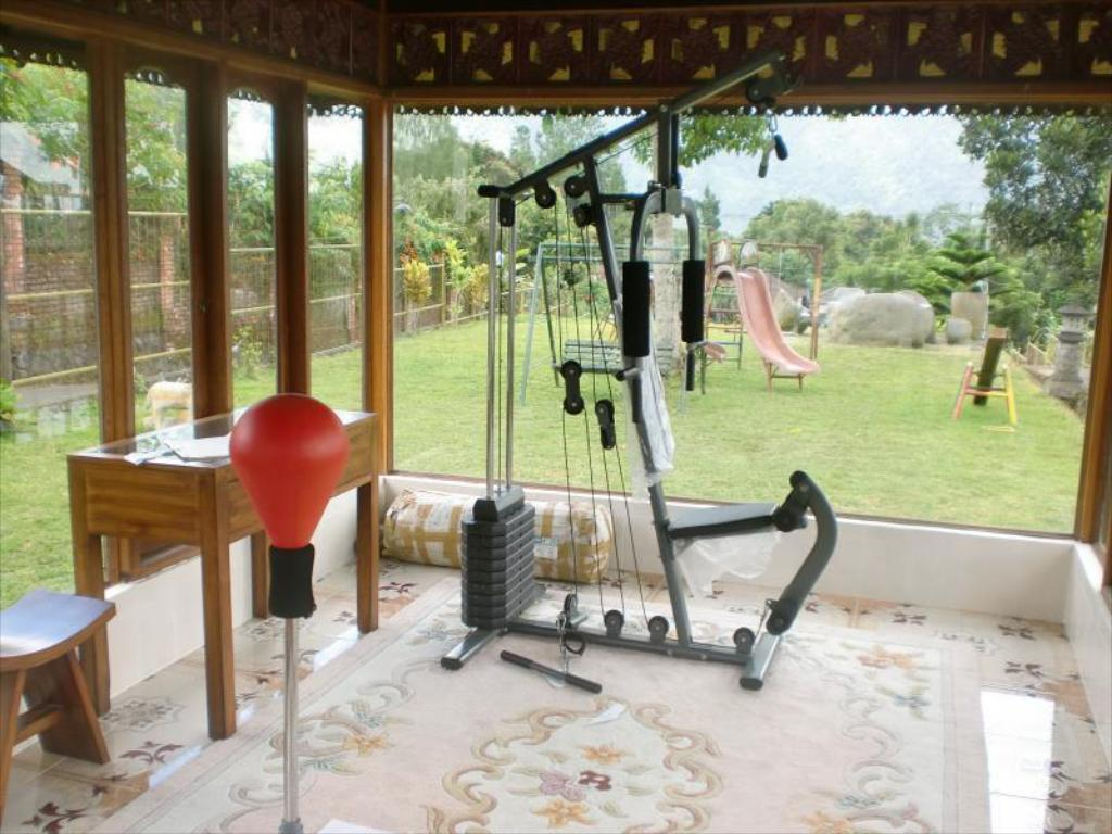 Fitness center Hotel Sorgawi Bedugul