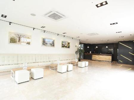 Lobby Shinchon Ever8 Serviced Residence