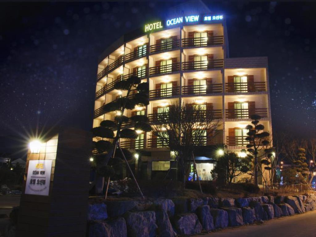 Exterior view Incheon Airport Hotel Oceanview