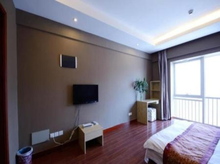 Boutique King Dalian Xinghai Yage Hotel and Apartment