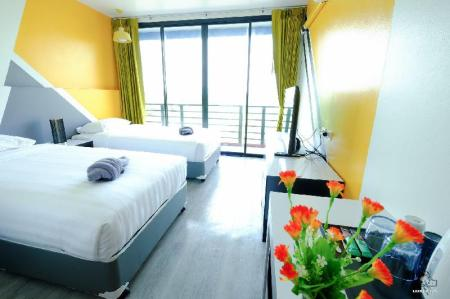 Standard Room - Bed Play Phala Beach Rayong