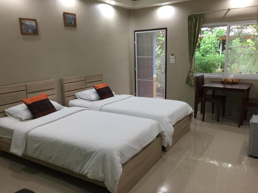 Superior Twin Bed - Bed Q Zone Boutique Resort