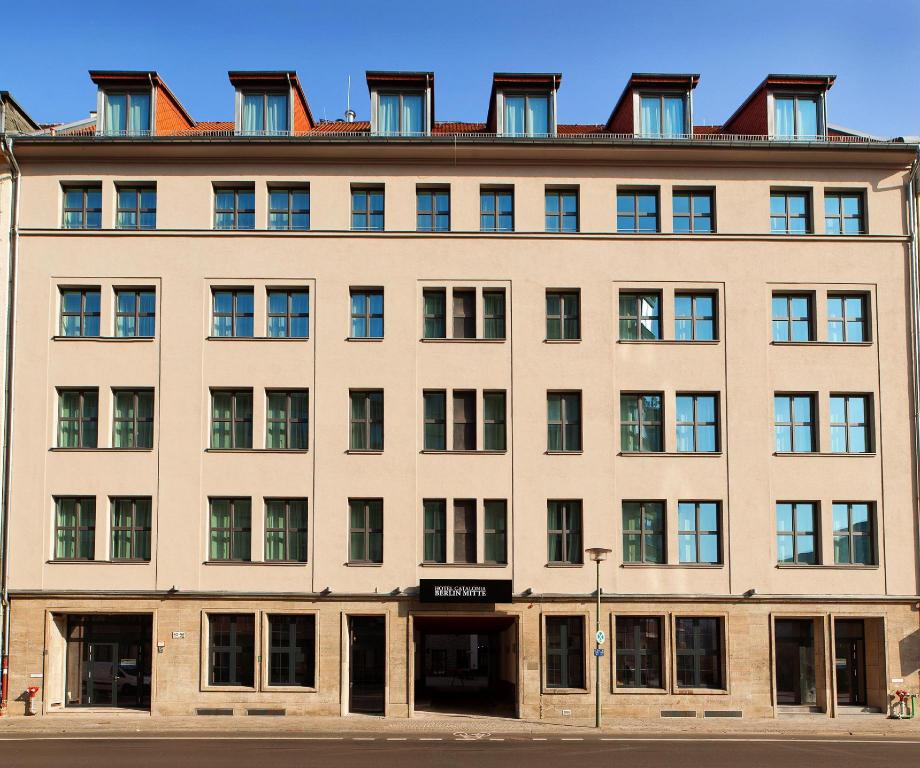 More about Hotel Catalonia Berlin Mitte