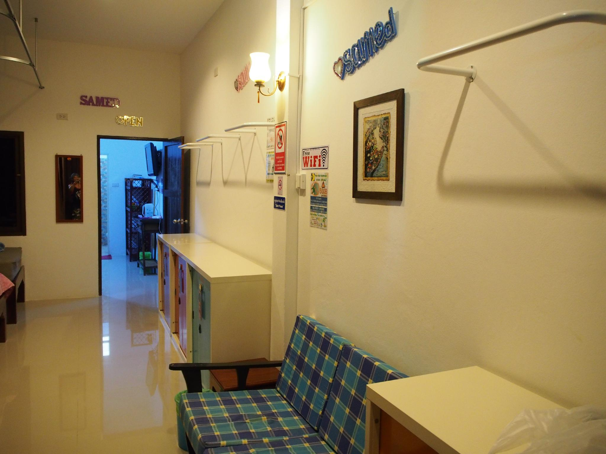 Dormitory - Air Conditioning