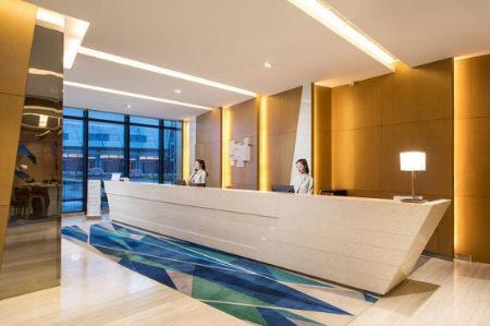 Interior view Holiday Inn Express Wuxi Taihu New City