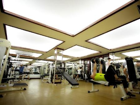 Fitness center Pinehurst Golf Club and Hotel