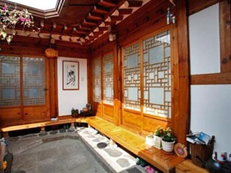 Korean Style Double Room with Private Bathroom