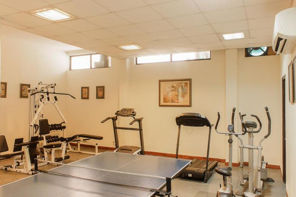 Fitness center Enkay Residency V Block