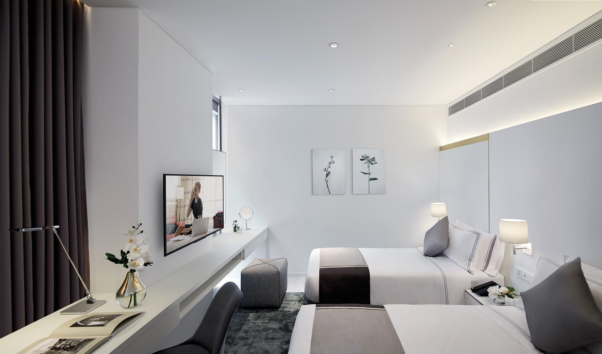 Kamar studio deluxe studio deluxe room