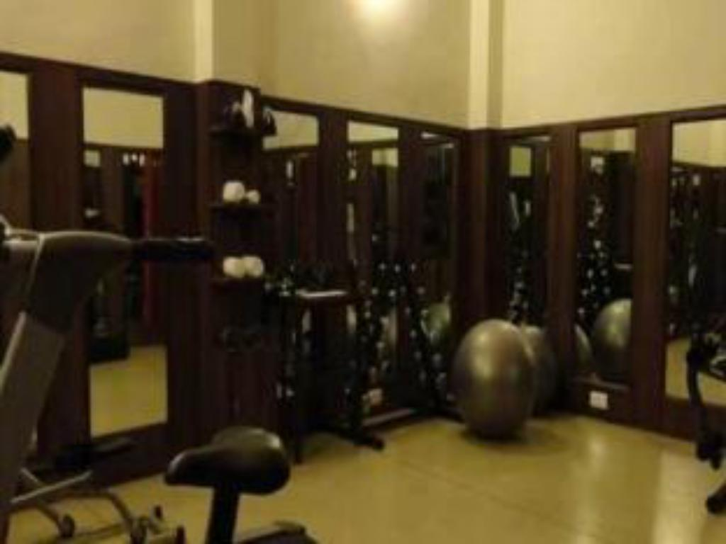 Fitnesscenter Club Mahindra Baiguney