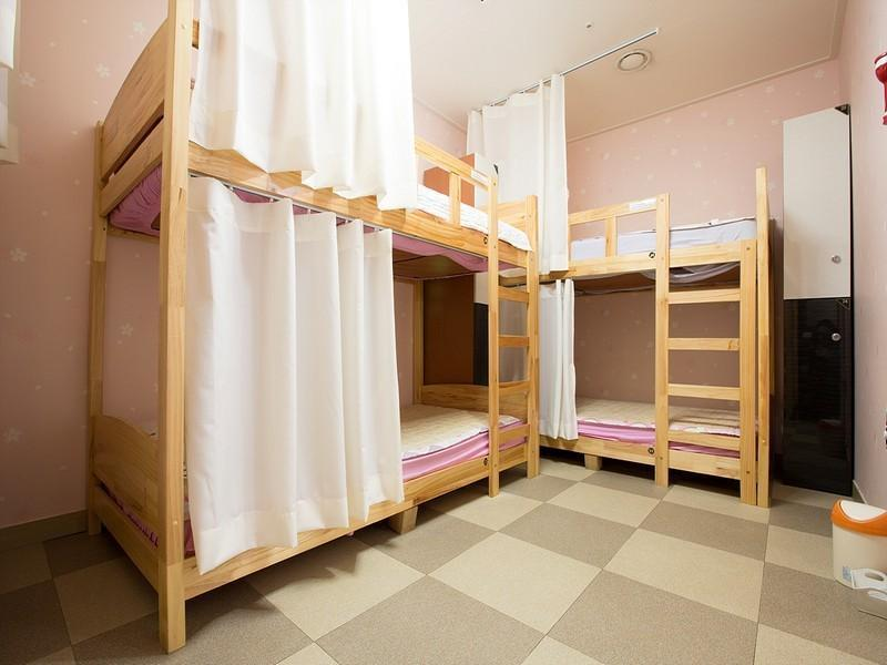 4-Bed Dormitory -- Female Only