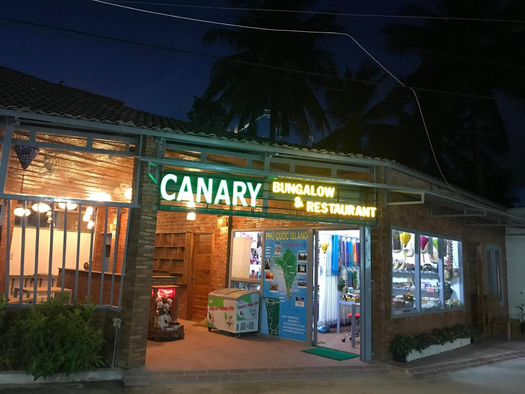 Hành lang Canary Bungalow