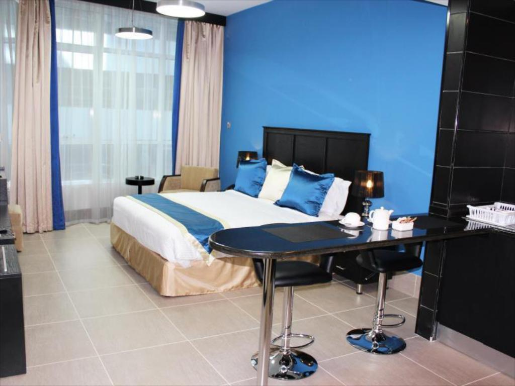 Studio Apartment - Guestroom Al Diar Sawa Hotel Apartments