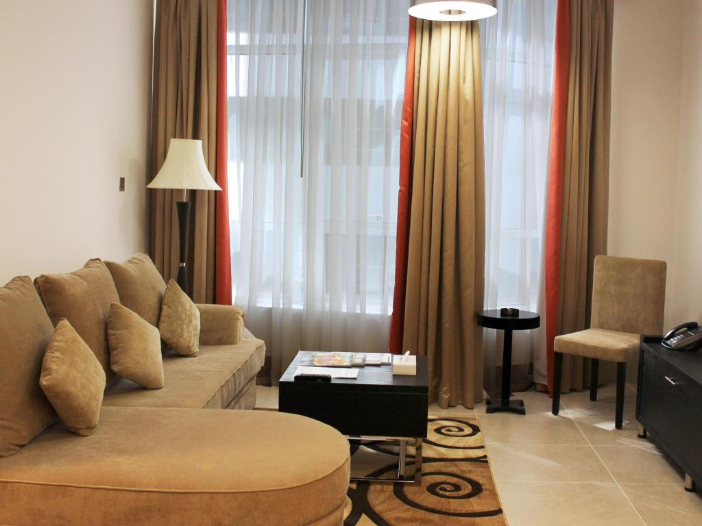 Interior view Al Diar Sawa Hotel Apartments