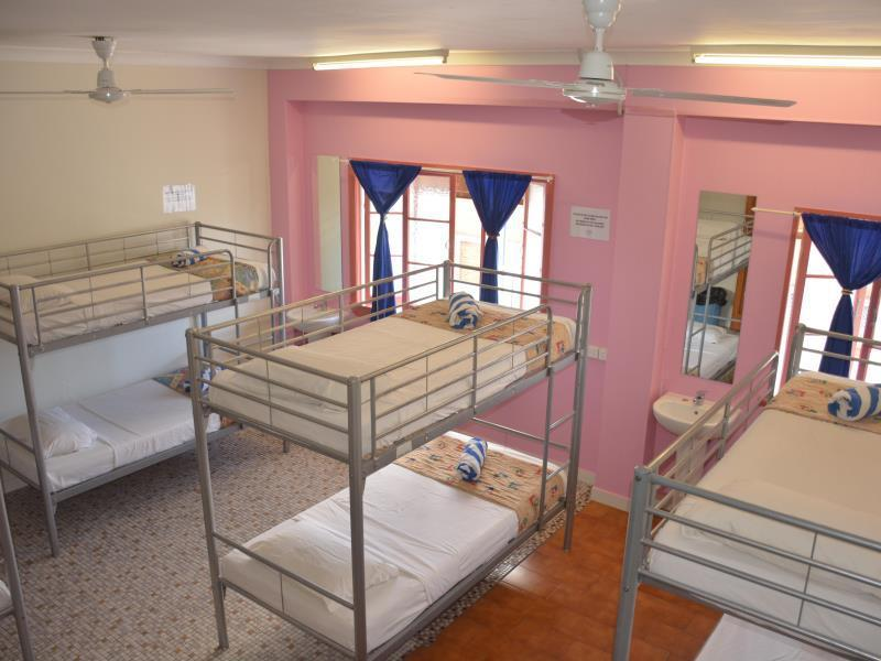 1 seng i 8-sengrom (kvinner) (8-Bed Dormitory -- Female Only)