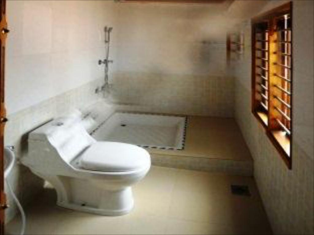 Bathroom Indraprastham Houseboat