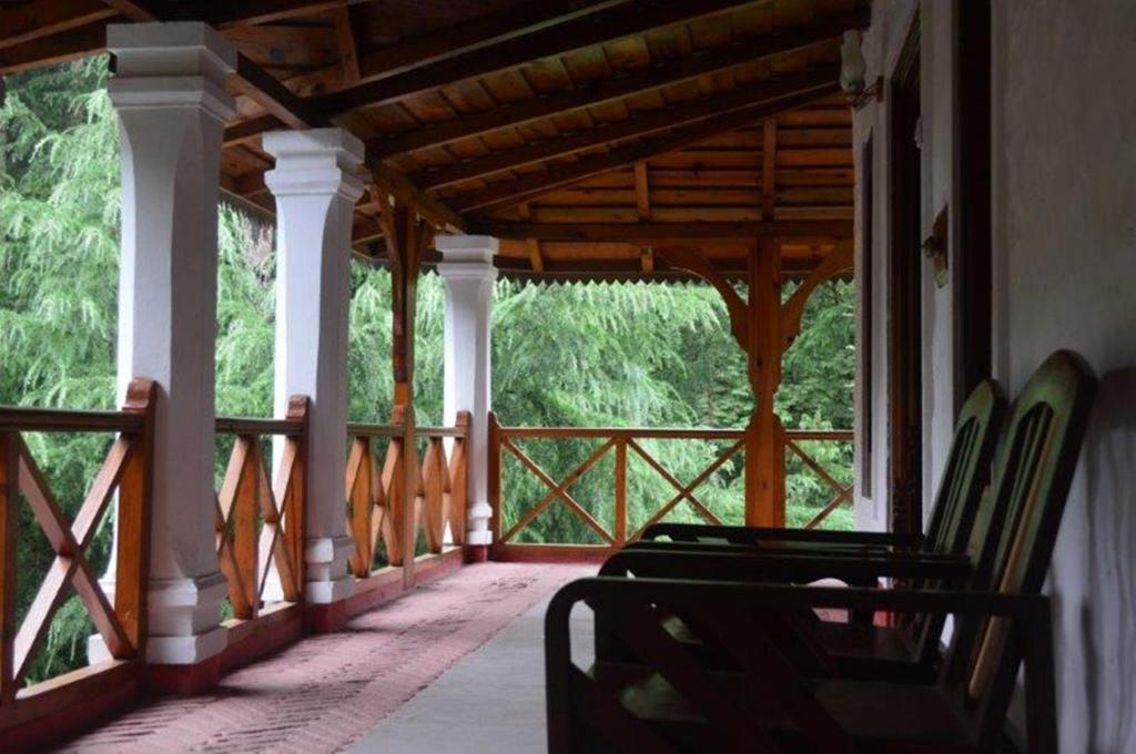Interiér Van Serai-A Forest Lodge Jageshwar
