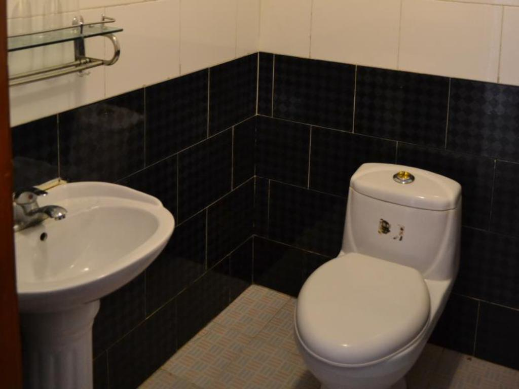 Baño Beijing Feelinn Hostel (Feel Inn Beijing)