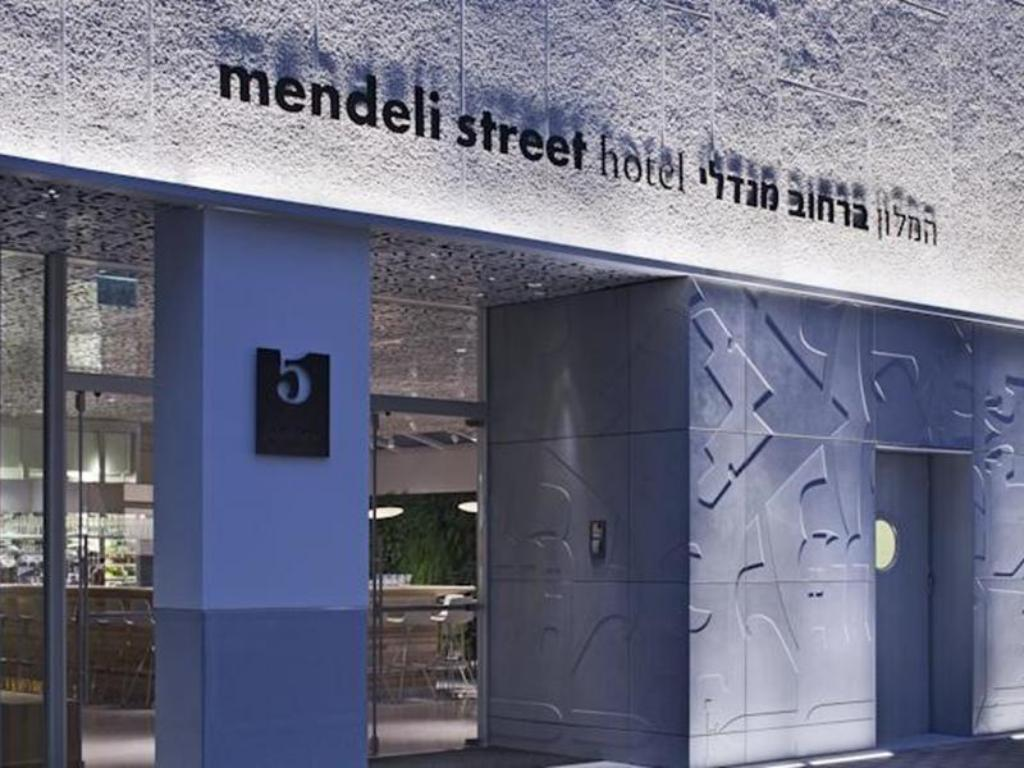 More about Mendeli Street Hotel