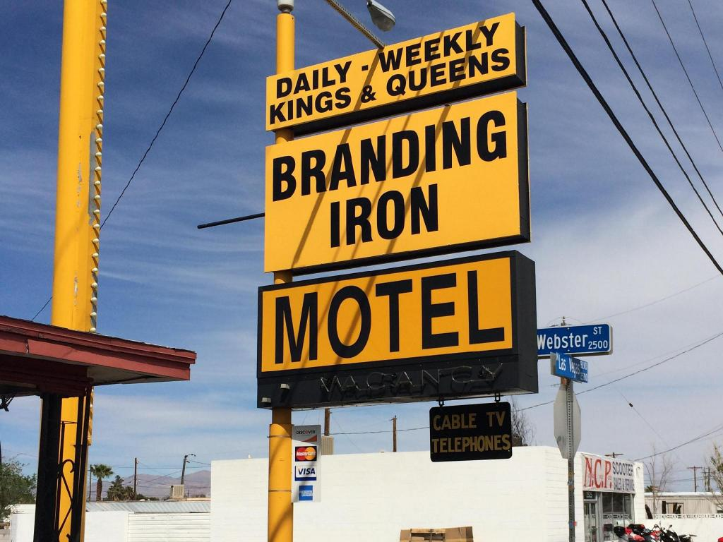 branding iron motel las vegas nv from 79 save on. Black Bedroom Furniture Sets. Home Design Ideas