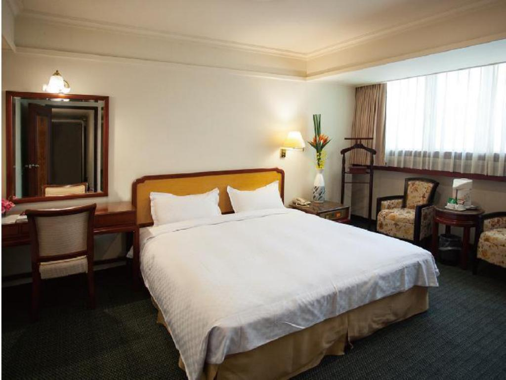 Apartmá typu Deluxe Fuhung Hotel