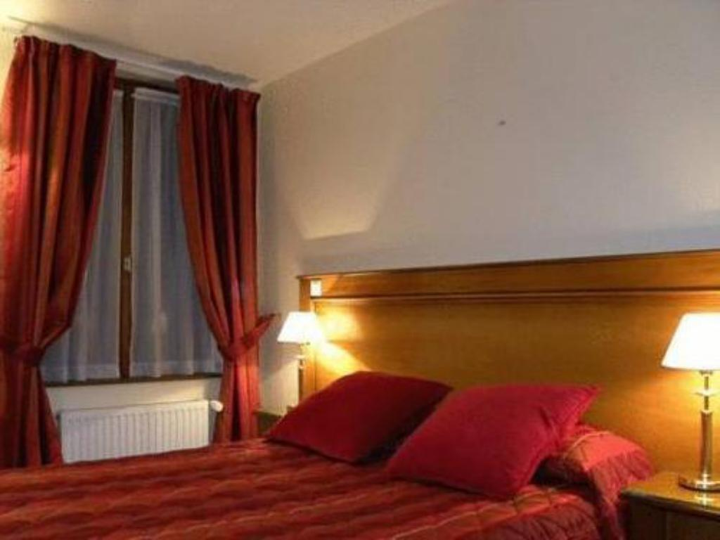 Single Room - Bed Hotel des Deux Avenues
