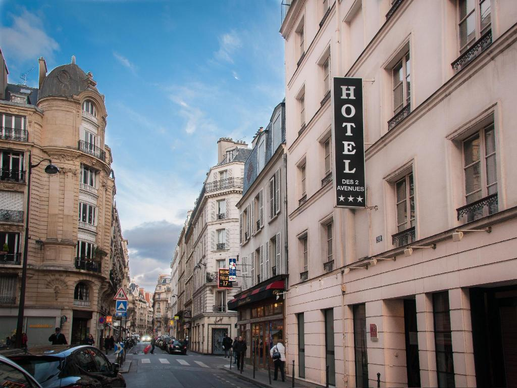 More about Hotel des Deux Avenues