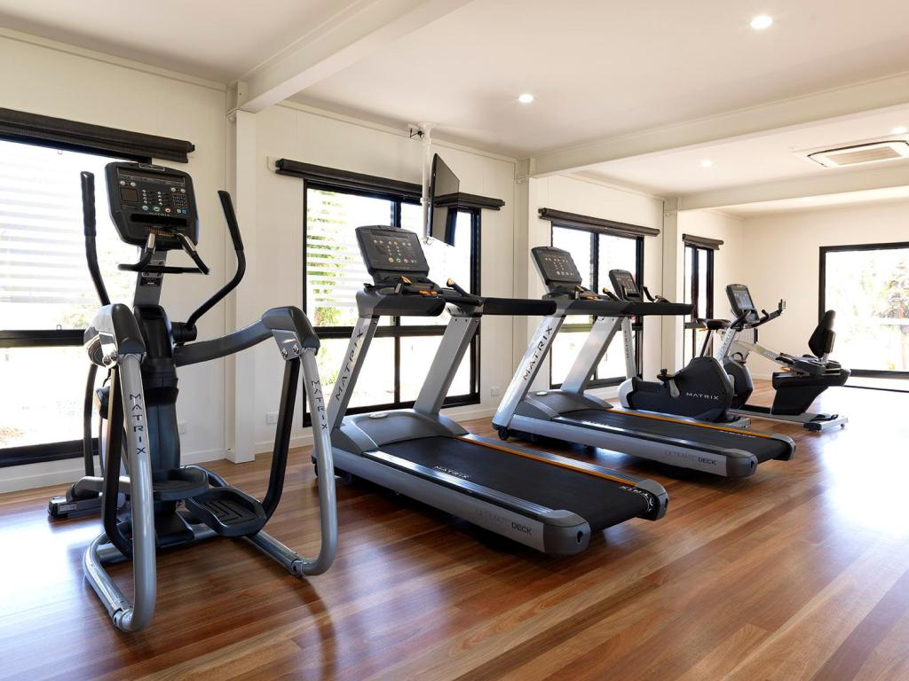 Fitness centar Lizard Island Resort