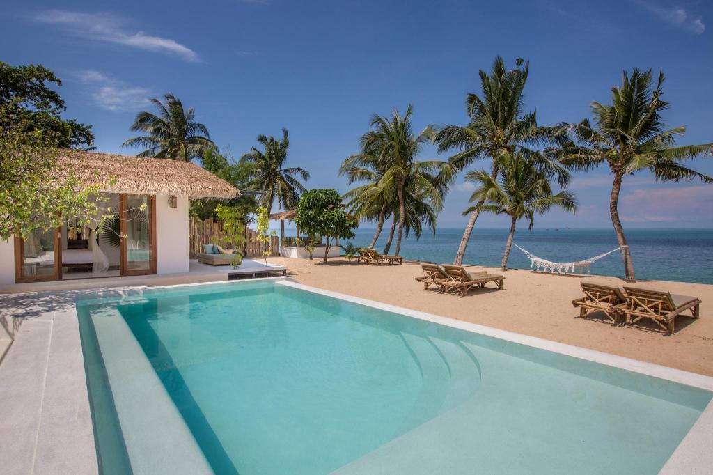 Kya Beach House Beachfront Private Pool